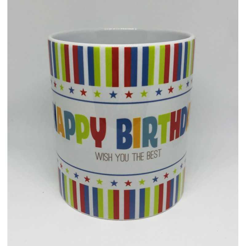 Mug Happy Birthday